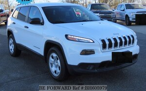 Used 2016 JEEP CHEROKEE BH605979 for Sale