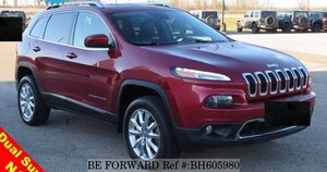 Used 2015 JEEP CHEROKEE BH605980 for Sale