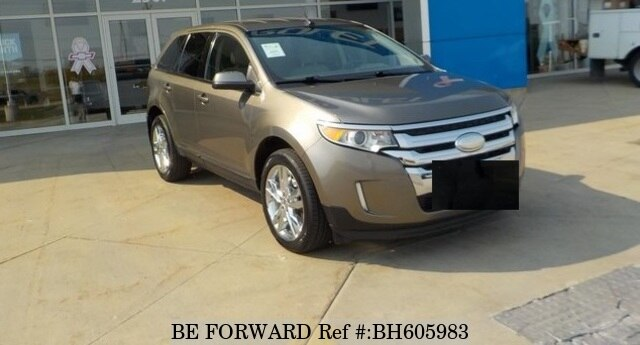 Used 2013 FORD EDGE BH605983 for Sale