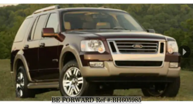 Used 2006 FORD EXPLORER BH605985 for Sale