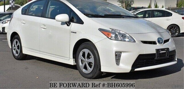 Used 2013 TOYOTA PRIUS BH605996 for Sale