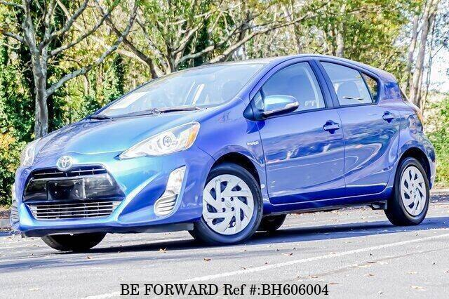 Used 2016 TOYOTA PRIUS C BH606004 for Sale