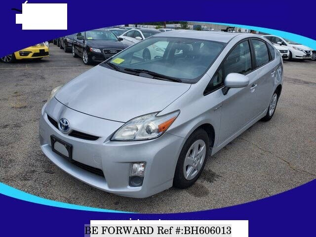 Used 2011 TOYOTA PRIUS BH606013 for Sale
