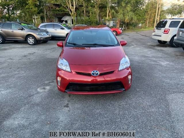 Used 2012 TOYOTA PRIUS BH606014 for Sale