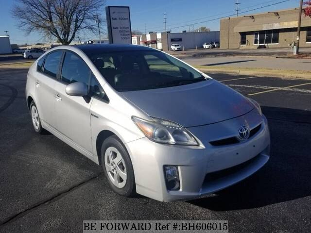 Used 2010 TOYOTA PRIUS BH606015 for Sale