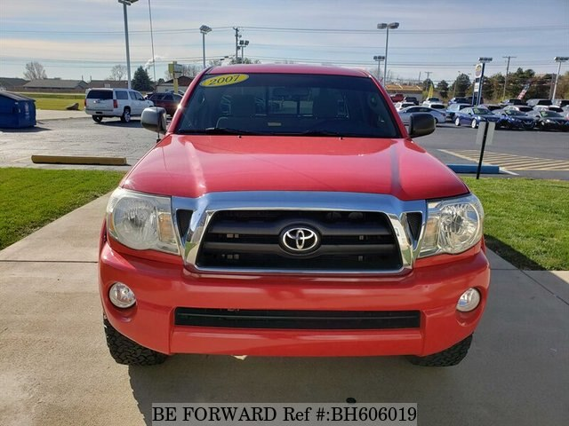 Used 2007 TOYOTA TACOMA BH606019 for Sale