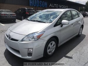 Used 2010 TOYOTA PRIUS BH606021 for Sale