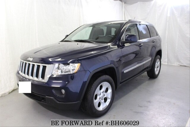Used 2013 JEEP GRAND CHEROKEE BH606029 for Sale