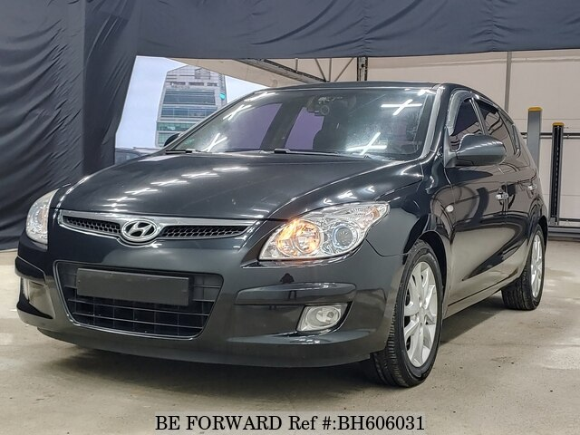 Used 2009 HYUNDAI I30 BH606031 for Sale