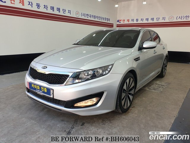 Used 2013 KIA K5 (OPTIMA) BH606043 for Sale