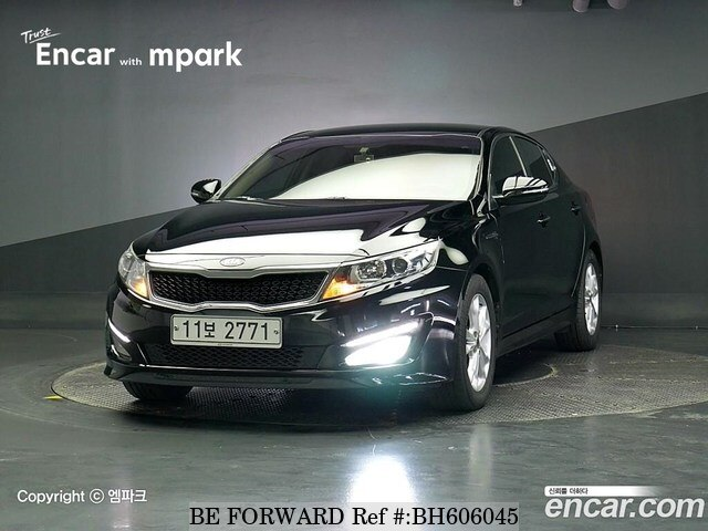 Used 2013 KIA K5 (OPTIMA) BH606045 for Sale