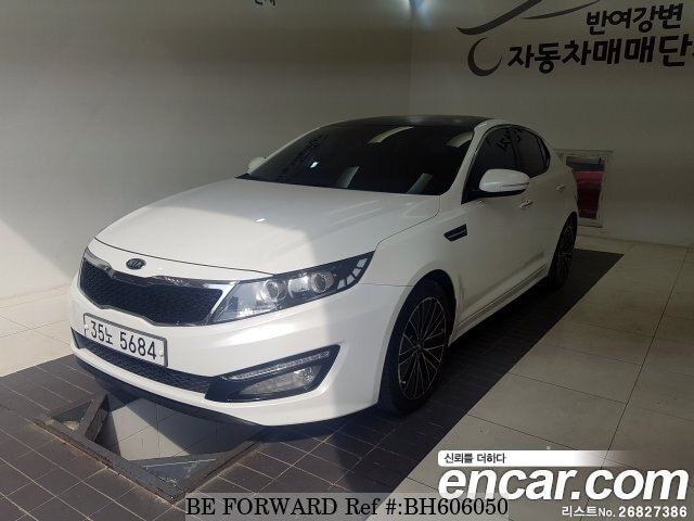 Used 2013 KIA K5 (OPTIMA) BH606050 for Sale