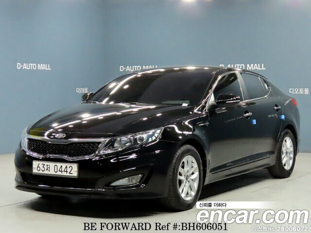 Used 2013 KIA K5 (OPTIMA) BH606051 for Sale