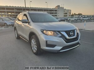 Used 2019 NISSAN X-TRAIL BH606056 for Sale
