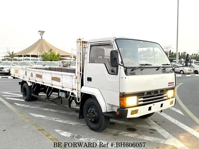 Used 1990 MITSUBISHI FIGHTER MIGNON BH606057 for Sale