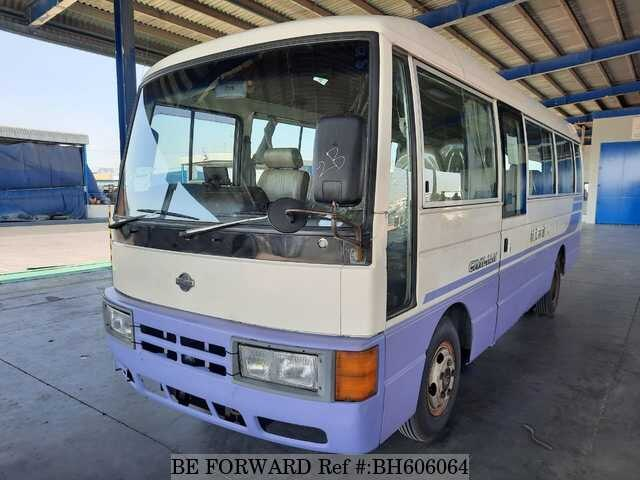 Used 1996 NISSAN CIVILIAN BUS BH606064 for Sale