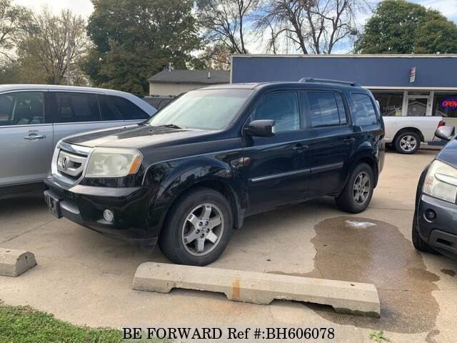 Used 2010 HONDA PILOT BH606078 for Sale