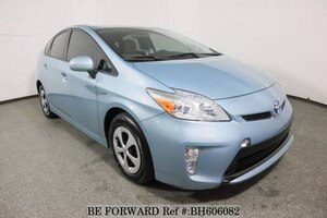Used 2015 TOYOTA PRIUS BH606082 for Sale