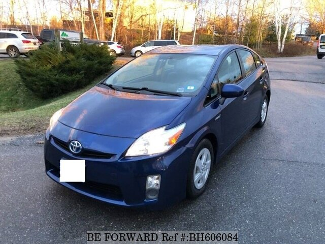 Used 2011 TOYOTA PRIUS BH606084 for Sale