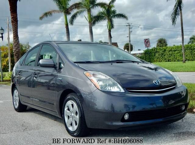 Used 2009 TOYOTA PRIUS BH606088 for Sale