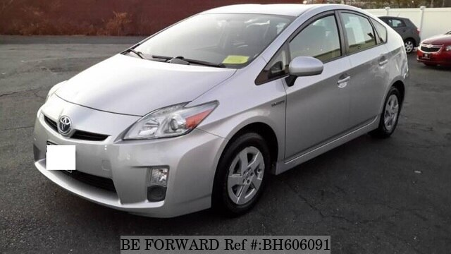 Used 2010 TOYOTA PRIUS BH606091 for Sale