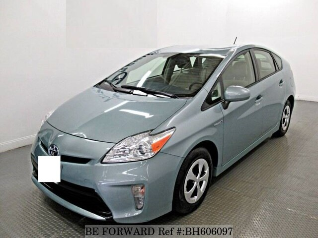 Used 2015 TOYOTA PRIUS BH606097 for Sale