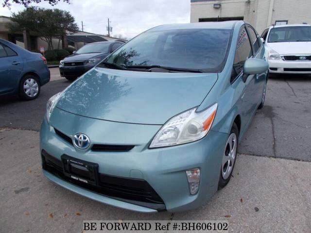 Used 2013 TOYOTA PRIUS BH606102 for Sale