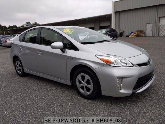 Used 2015 TOYOTA PRIUS BH606103 for Sale