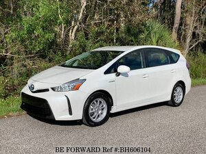 Used 2015 TOYOTA PRIUS BH606104 for Sale
