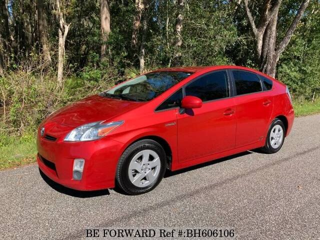 Used 2011 TOYOTA PRIUS BH606106 for Sale