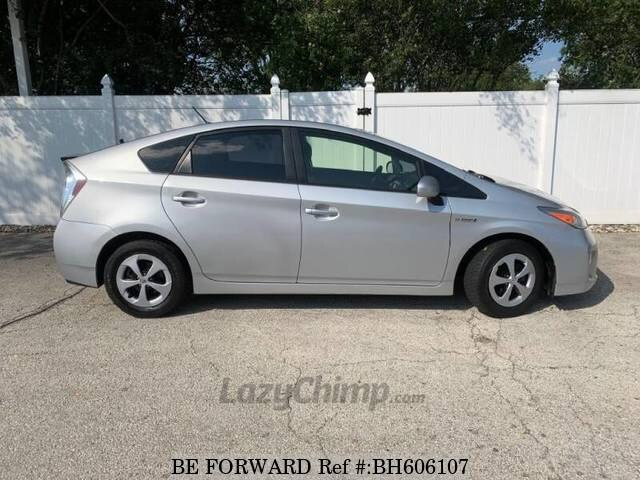 Used 2015 TOYOTA PRIUS BH606107 for Sale