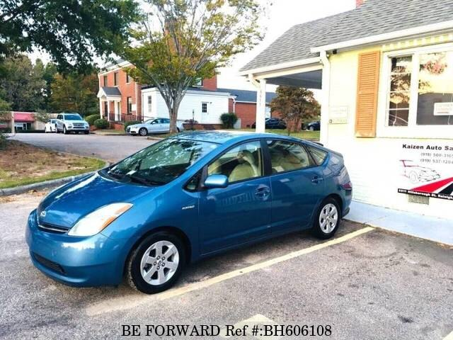 Used 2008 TOYOTA PRIUS BH606108 for Sale