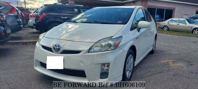 Used 2010 TOYOTA PRIUS BH606109 for Sale