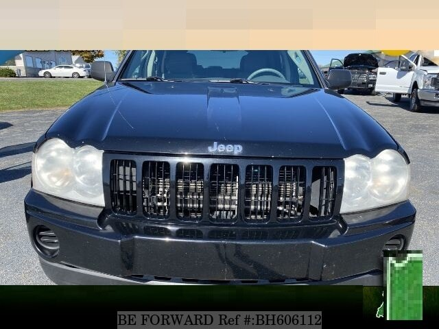 Used 2007 JEEP GRAND CHEROKEE BH606112 for Sale