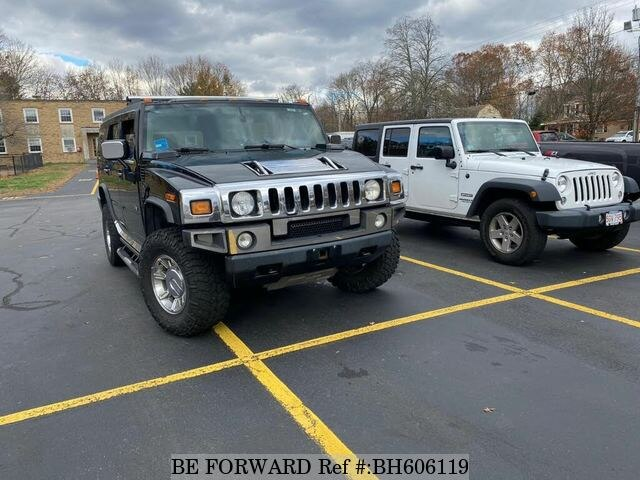 Used 2003 HUMMER H2 BH606119 for Sale