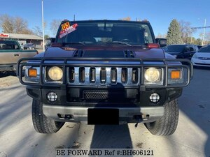 Used 2003 HUMMER H2 BH606121 for Sale
