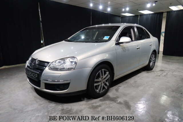 Used 2011 VOLKSWAGEN JETTA BH606129 for Sale