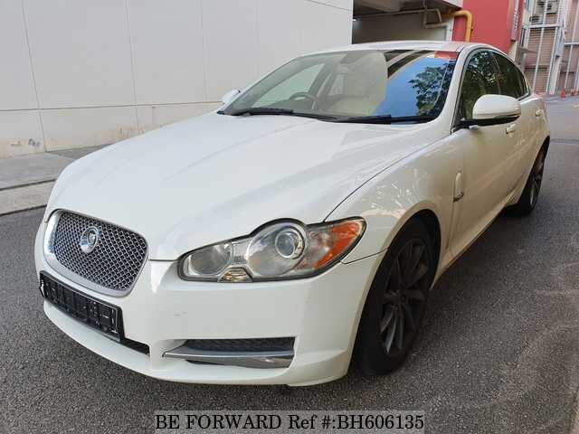 Used 2011 JAGUAR XF BH606135 for Sale