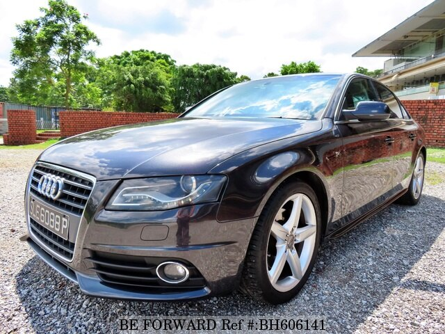 Used 2010 AUDI A4 BH606141 for Sale