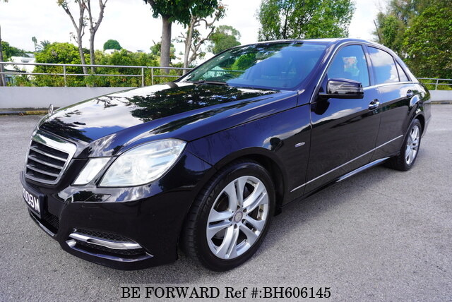 Used 2011 MERCEDES-BENZ E-CLASS BH606145 for Sale