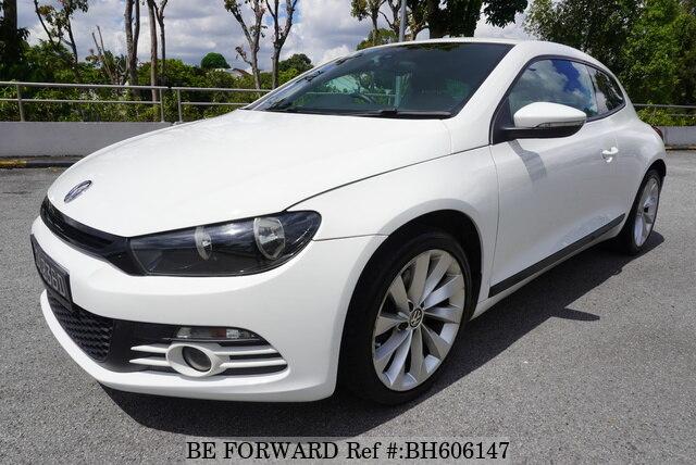 Used 2010 VOLKSWAGEN SCIROCCO BH606147 for Sale