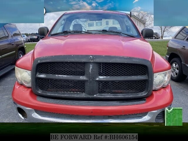 Used 2005 DODGE RAM BH606154 for Sale