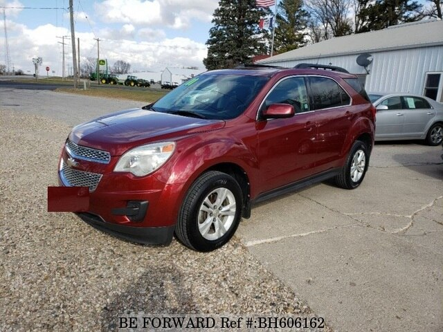 Used 2011 CHEVROLET EQUINOX BH606162 for Sale