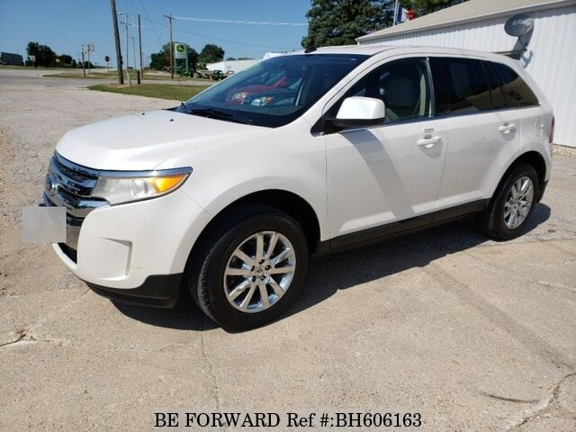 Used 2011 FORD EDGE BH606163 for Sale