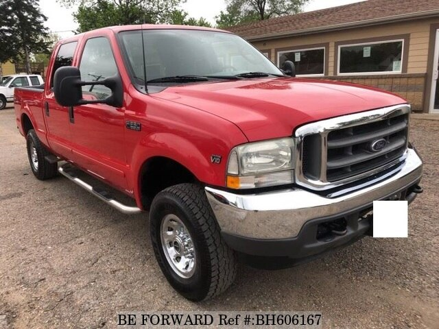 Used 2003 FORD F250 BH606167 for Sale