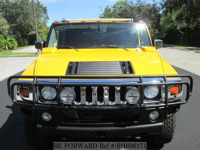 Used 2003 HUMMER H2 BH606171 for Sale