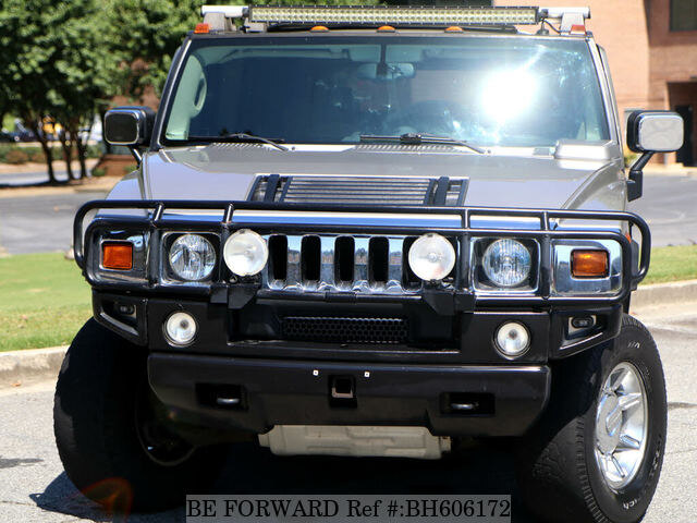 Used 2003 HUMMER H2 BH606172 for Sale