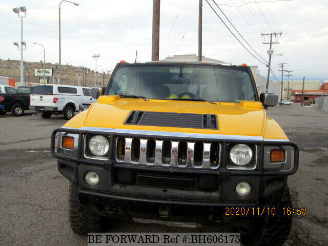 Used 2003 HUMMER H2 BH606175 for Sale