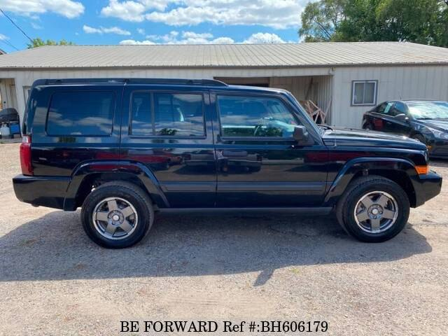 Used 2006 JEEP COMMANDER BH606179 for Sale