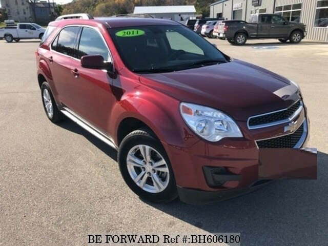 Used 2011 CHEVROLET EQUINOX BH606180 for Sale